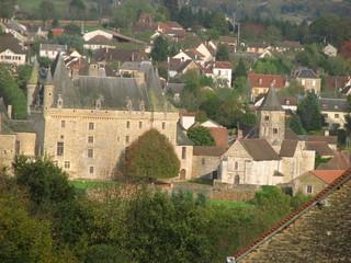 Château de Jumilhac-le-Grand, Limousin, Périgord