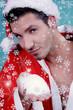 Snow Beauty Man