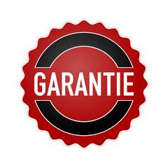 plakette garantie