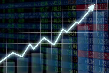 Wirtschaftsdiagramm