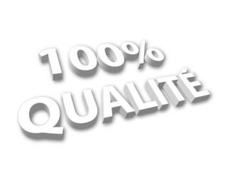 """""""100% Qualité"""" 3D"""