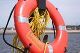 LIFE PRESERVER / RESCUE RING poster