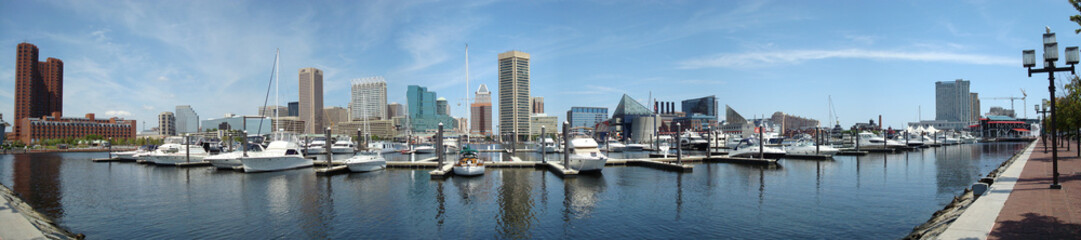 Baltimore Harbour