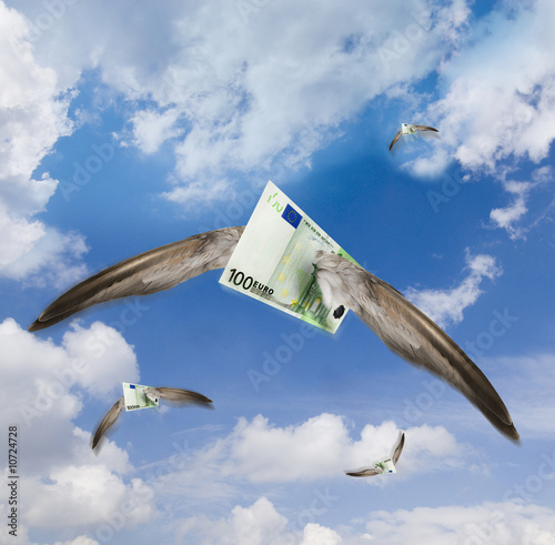 flying away euro