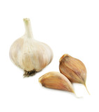 Garlic and two cloves