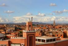 """Постер, картина, фотообои """"Médina de Marrakech"""""""