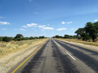 Namibia - Strada