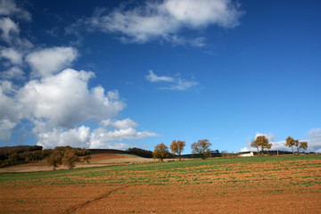ciel et champs