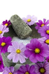 Calming Spa Flowers