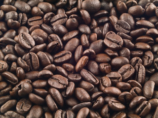 Coffee Bean Background 3