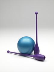 palla e clavette