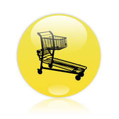 oval shopping button