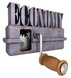crank up the Economy poster