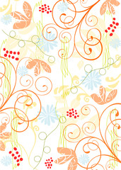 Background textile vector