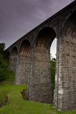 Dent Head Viaduct In Yorkshire Dales poster