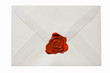 Briefumschlag mit E-mail Zeichen