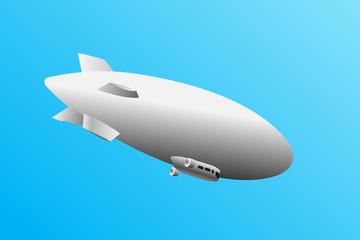 airship - vector