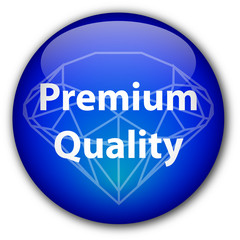 """Premium Quality"" button"