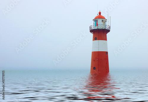 Fototapete Leuchtturm - Mühle - Wandtattoos - Fotoposter - Aufkleber
