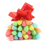 Confectionery candies lollies sweets treat poster