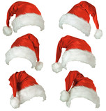 Cappelli di Babbo Natale - 10784954
