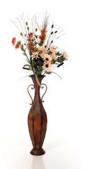 Tall Vase of Foliage