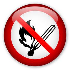 """""""No flame"""" button"""