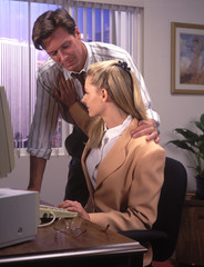 sexual harassment in the workplace business office