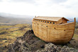 Leinwanddruck Bild - Noah's Ark