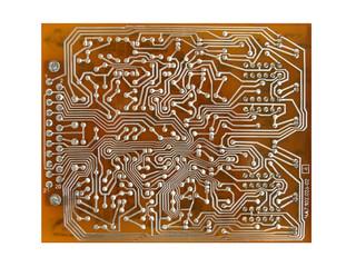 Microcircuit isolated