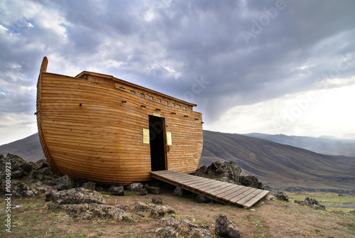 Plexiglas Turkey Noah's Ark