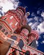 Fototapeta Moskwa - Rosja - Starożytna Budowla
