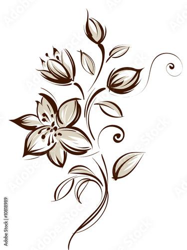 свадебное лого в векторе