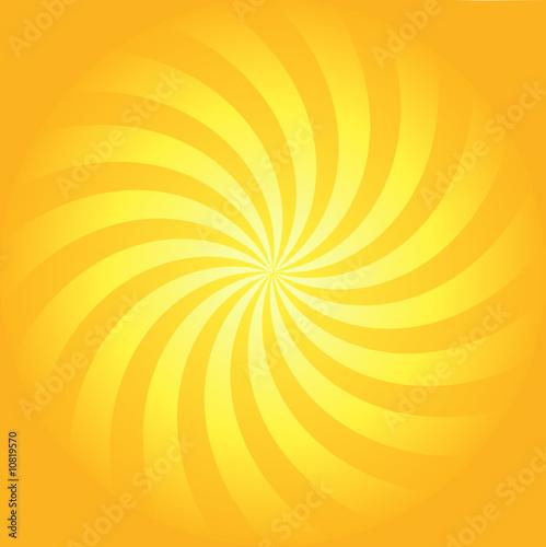 vector retro sunburst