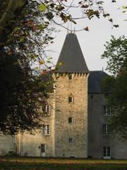 Château de Brie, Limousin Périgord