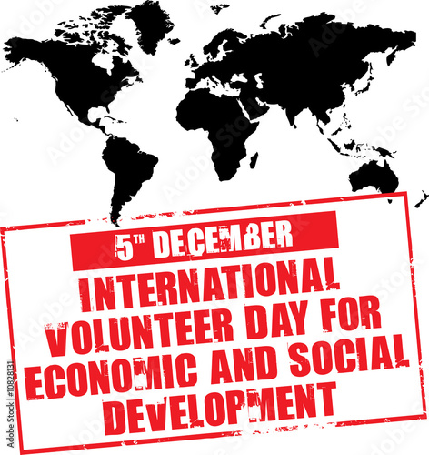 volunteer day for economic and social development