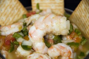 jumbo shrimp ceviche nicaragua