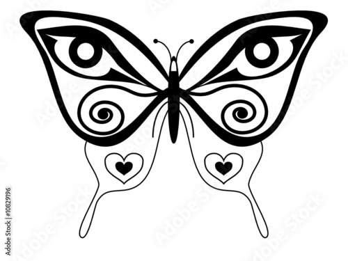 pretty butterfly tattoos. Butterfly tattoo