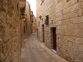 medina, antica capitale di malta