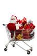 wheel santa