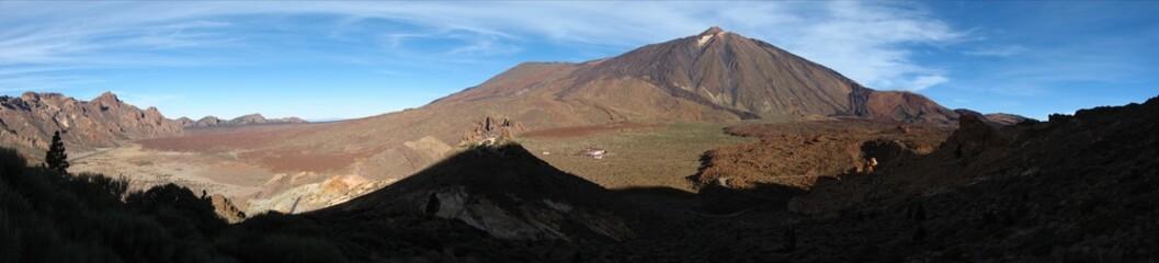 Caldeira du Teide Panorama