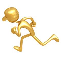 Worker Running