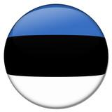 estland estonia button poster