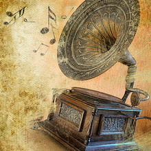 muzikale retro
