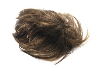 parrucca castana
