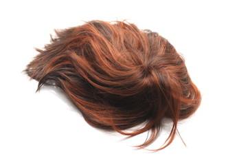 parrucca rossa