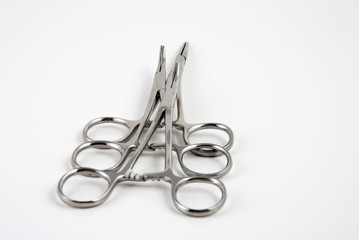 Hemostats and clamps