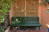 Jardin Majorelle, Marrakech, Morocco poster