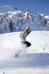 Corsa sulla neve