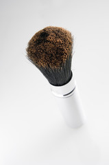 Make-up brush, close-up